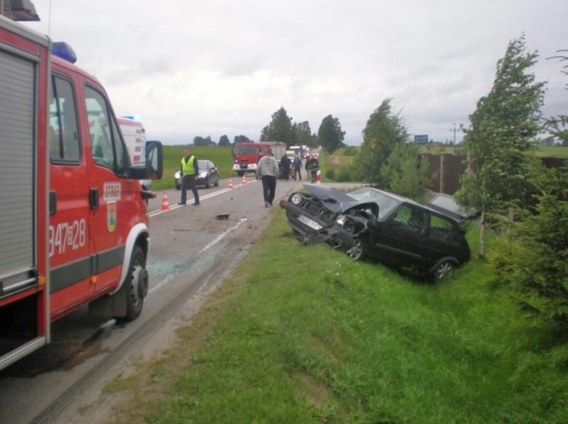 wypadek 23 07 2013